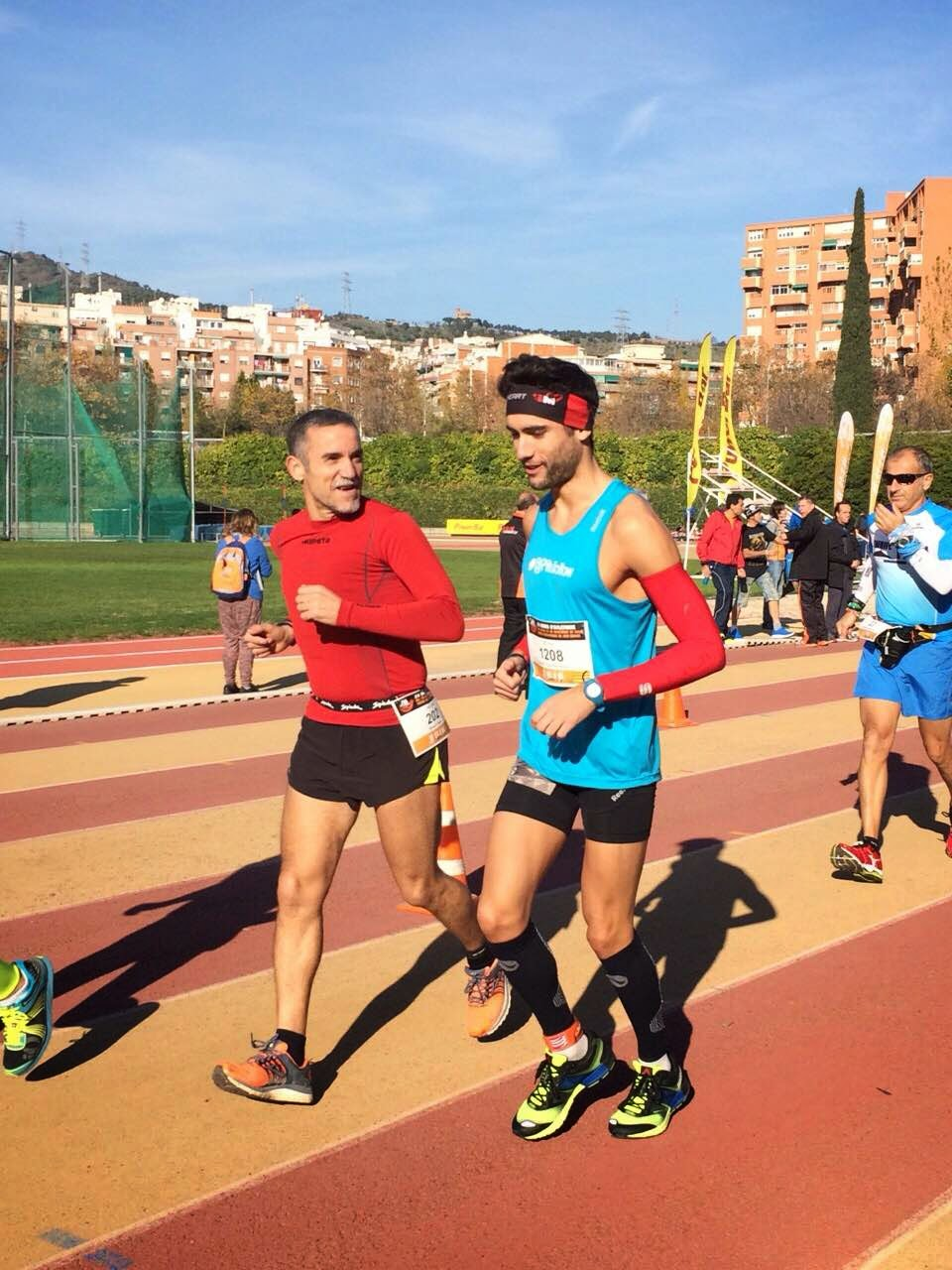 24 horas atletismo can drago barcelona pitufollow