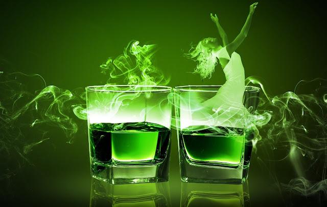 Absinthe: The Green Fairy