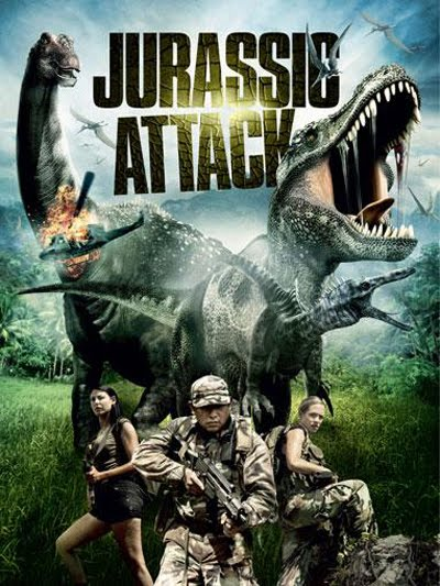 Free Download Film Jurassic Attack 2013 Gratis