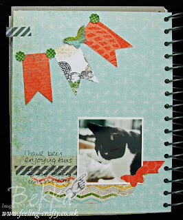 Two easy ways to get into Scrapbooking - Starting Small with Stampin' Up! Demonstrator Bekka Prideaux