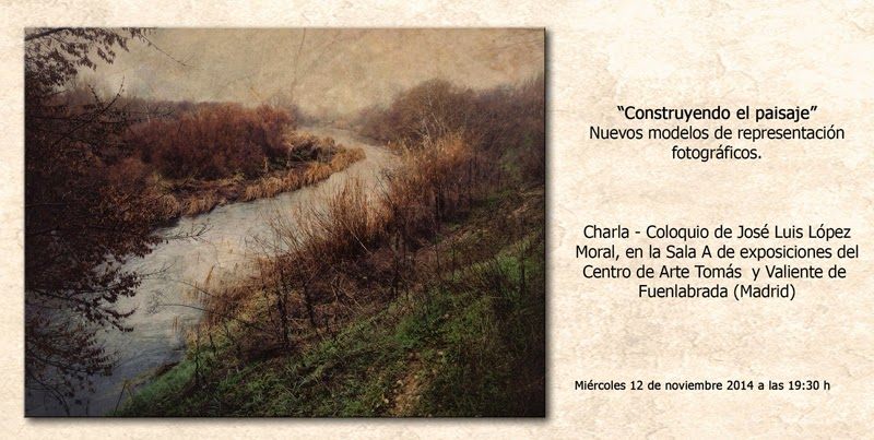 landscape,art Photo, contemporary art, seminario fotografia, Lopez Moral, pictorialism, CEART, Tomas y valliente