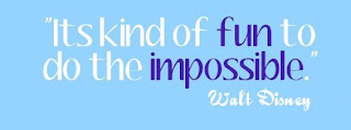 Do the Impossible Quote