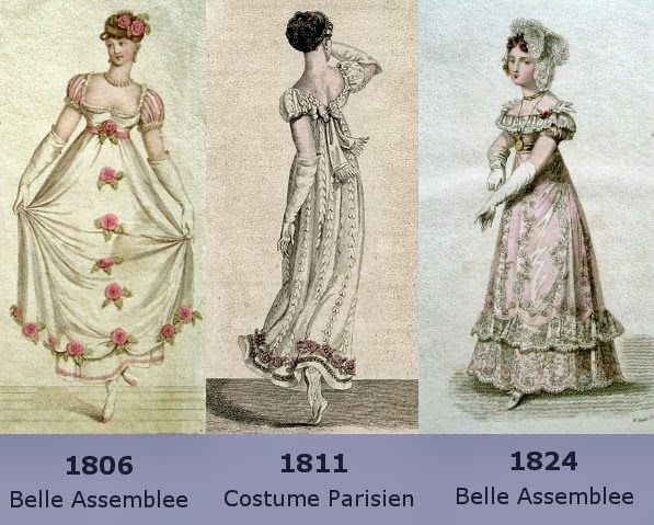 Regency Ball Dress