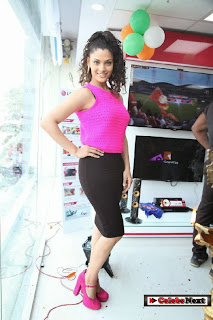 Actress Saiyami Kher Latest Pictures at Yes Mart Showroom Launch 0057