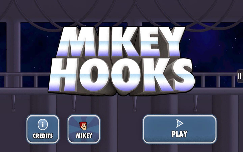 Mikey Hooks v1.2.1 Mod