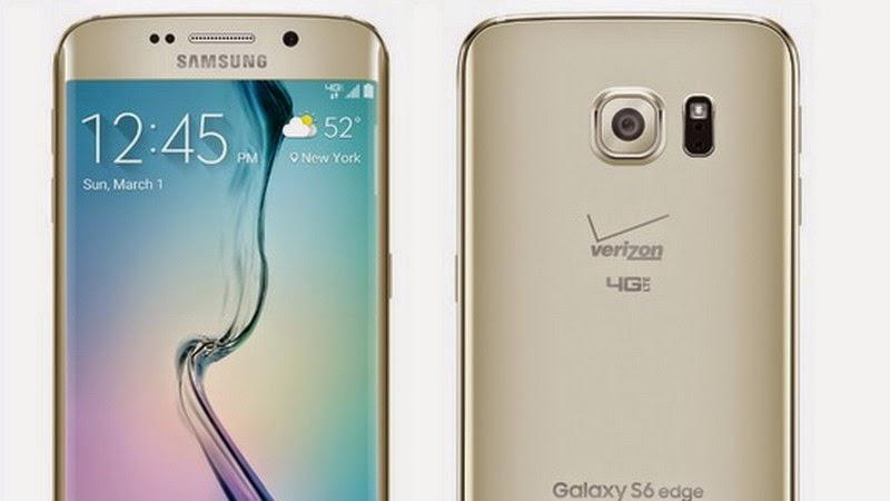 Galaxy S6 & S6 Edge Versi Emas Resmi Rilis