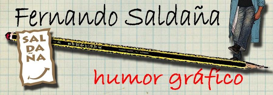 Fernando Saldaña Humor Gráfico