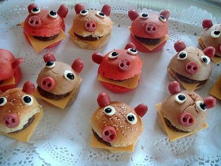 C mo sorprender en las fiestas infantiles for Comidas para sorprender