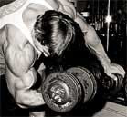 Arnold Schwarzenegger workout for biceps