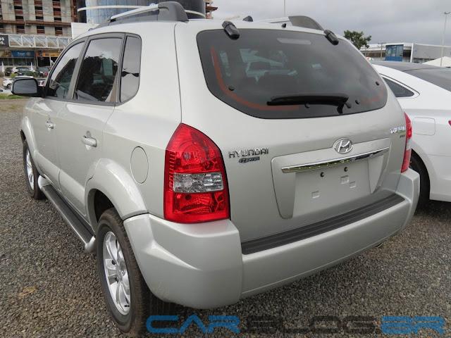 Tucson Hyundai Flex Automática 2013
