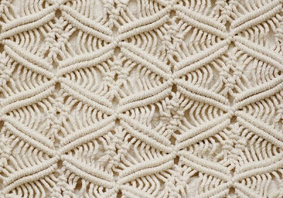 Micro-Macramé - New Again - 50 Years Later