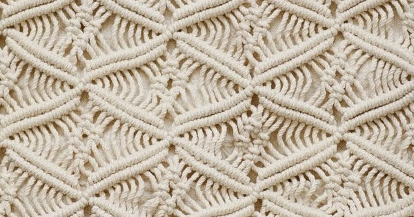 Macrame Curtains And Room Dividers