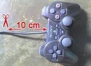 Service Stik Controle PS2