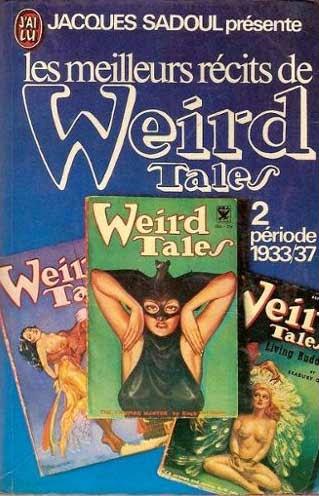 Les meilleurs récits de Weird Tales - Tome 2