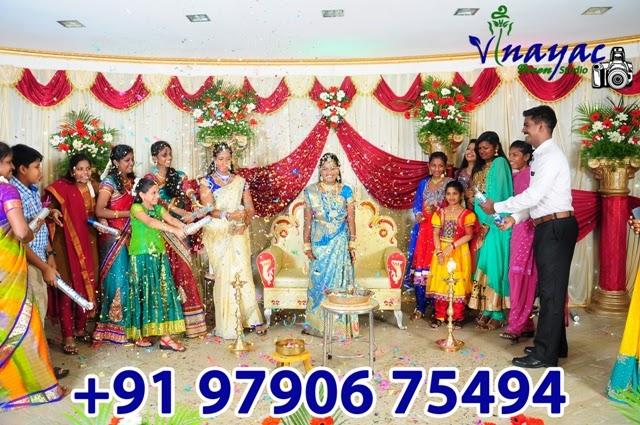 Vinayac Green Studio Stage Photography In Pondicherry