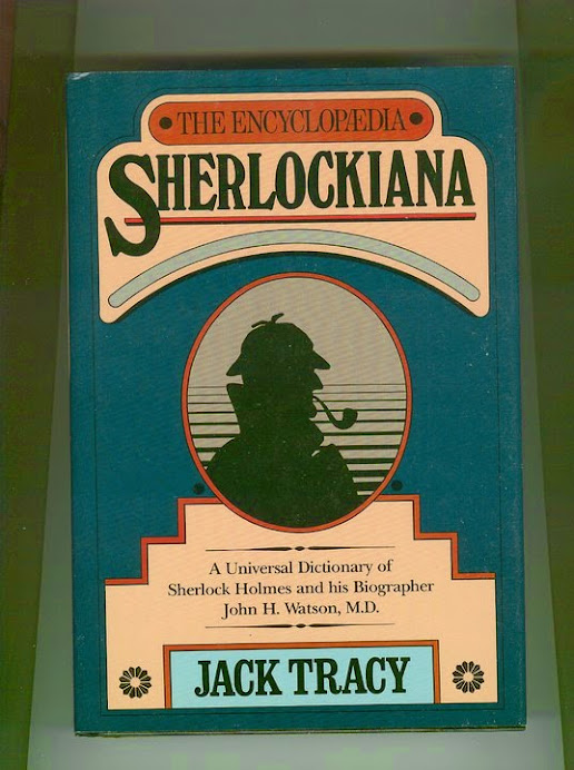 ENCYCLOPEDIA OF SHERLOCKIANA