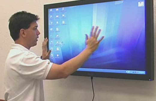 touchless touch screen user interface Touch-less touch screen user interface it was the touch screens  which initially created great furoregone are the days when you.