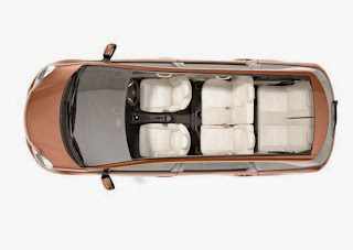 Interior Honda Mobilio