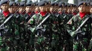 Sejarah TNI (Selamat HUT TNI ke 70)