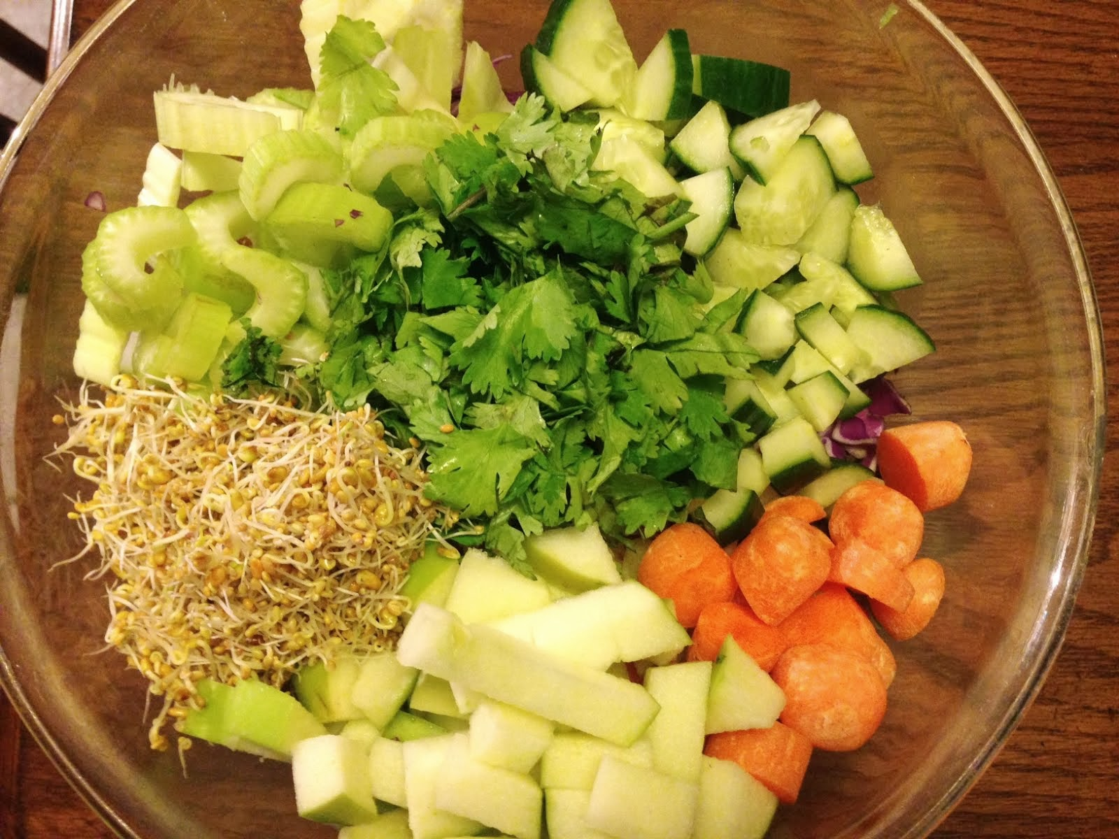salad apple carrot salad with cilantro apple carrot salad with