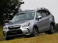 Japanese car photos 2014 Subaru Forester  - 2
