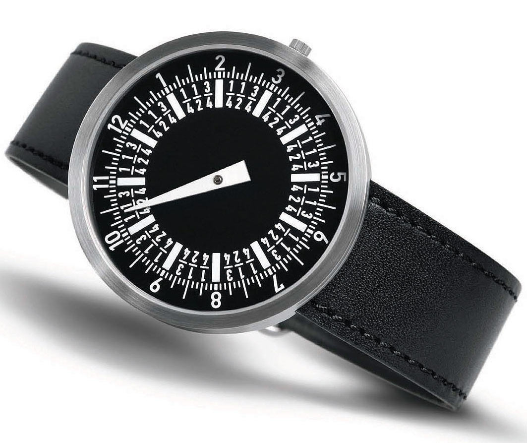 Watchismo times new pierre junod time o meter watch for Watchismo