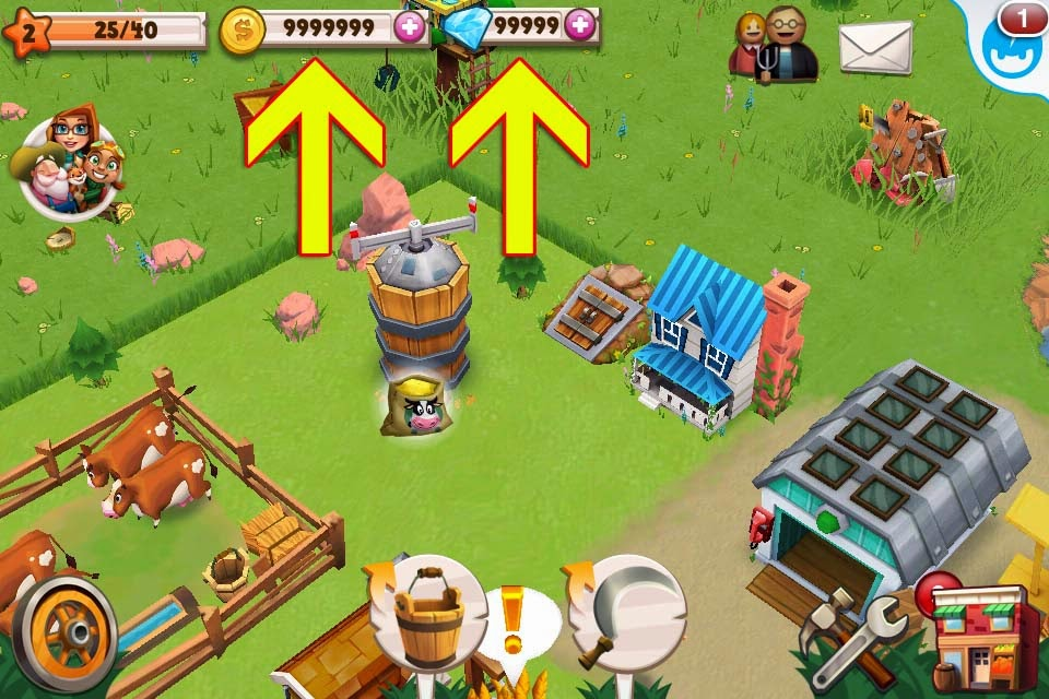 Black Hacks | All Cracked Games that you Need: Farm Story ...
