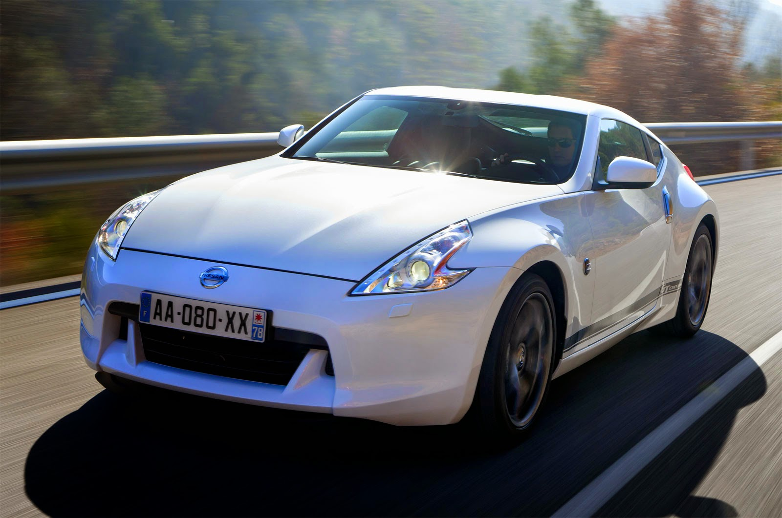 Nissan Z Gt Edition Sports Car