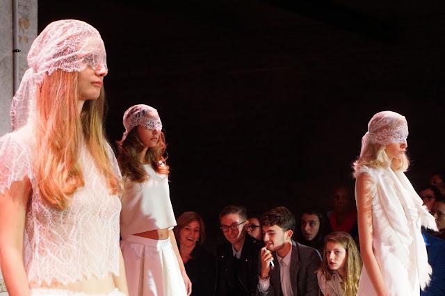 CHIC & CHOC: Orlane Herbin - niezwykła kolekcja sukni ślubnych młodzi francuscy projektanci mody