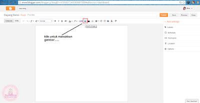 Tutorial : Backlink URL Melalui Gambar Dalam Entri