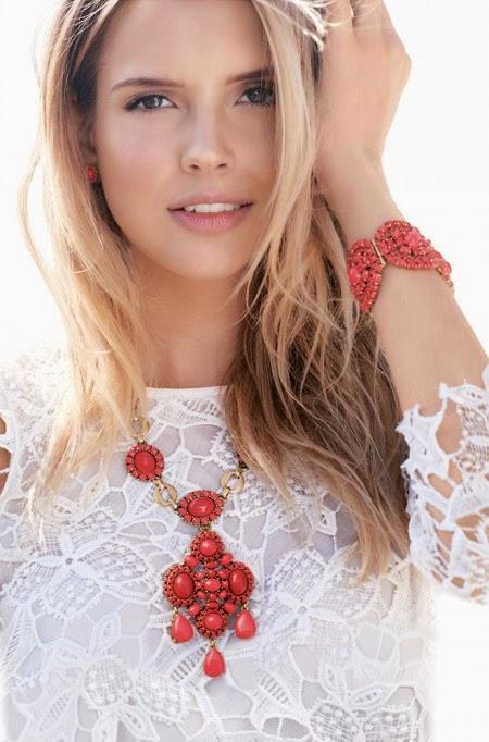 Wedding Spirit Stella&dot bijoux pour jolie fille blog mariage accessoire bijoux idée de tenue chic et moderne