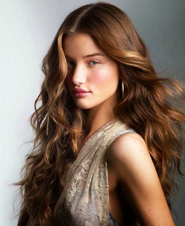 Long Wavy Hairstyles