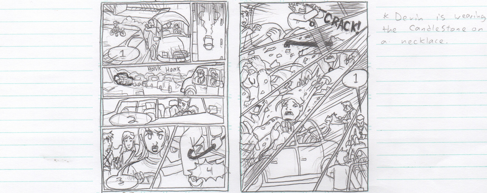 Storyboarding Example