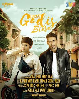 OST Bukan Gadis Biasa (TV3)