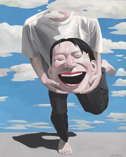 Résultat d'images pour yue minjun