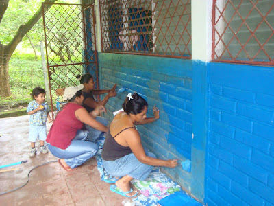 volunteering in Nicaragua