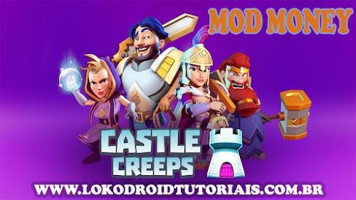 Castle Creeps TD Mod Money