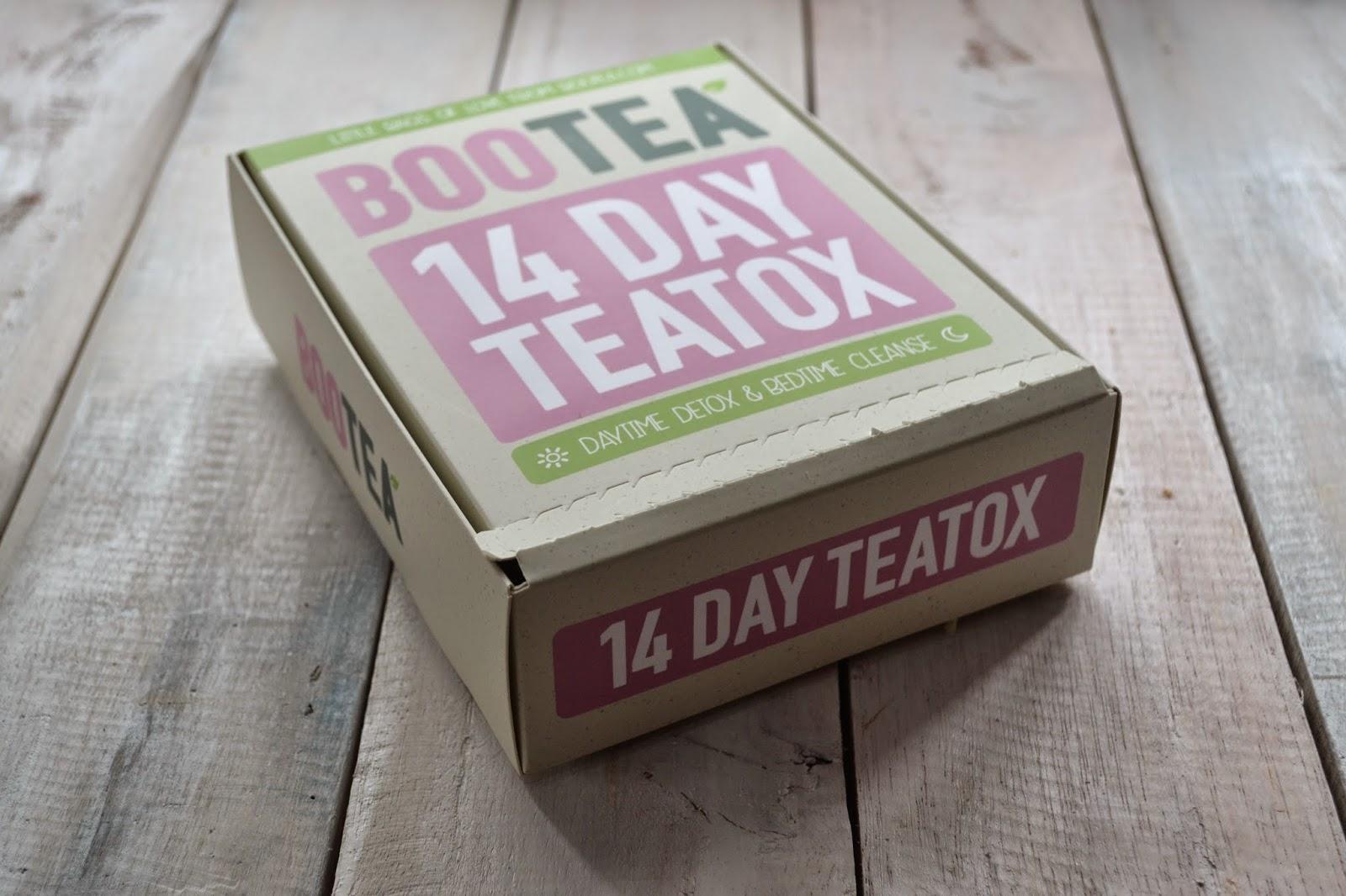 Bootea Teatox