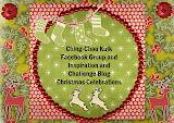 Ching-Chou Kuik Digital Stamps Facebook Group & Inspiration & Challenge Blog Christmas Celebrations