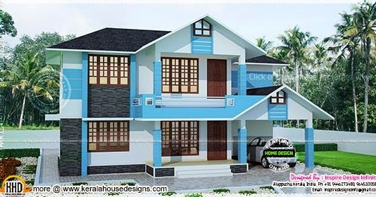 Simple house in 200 square yards home kerala plans 200 yards house design