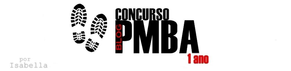 Concurso PMBA