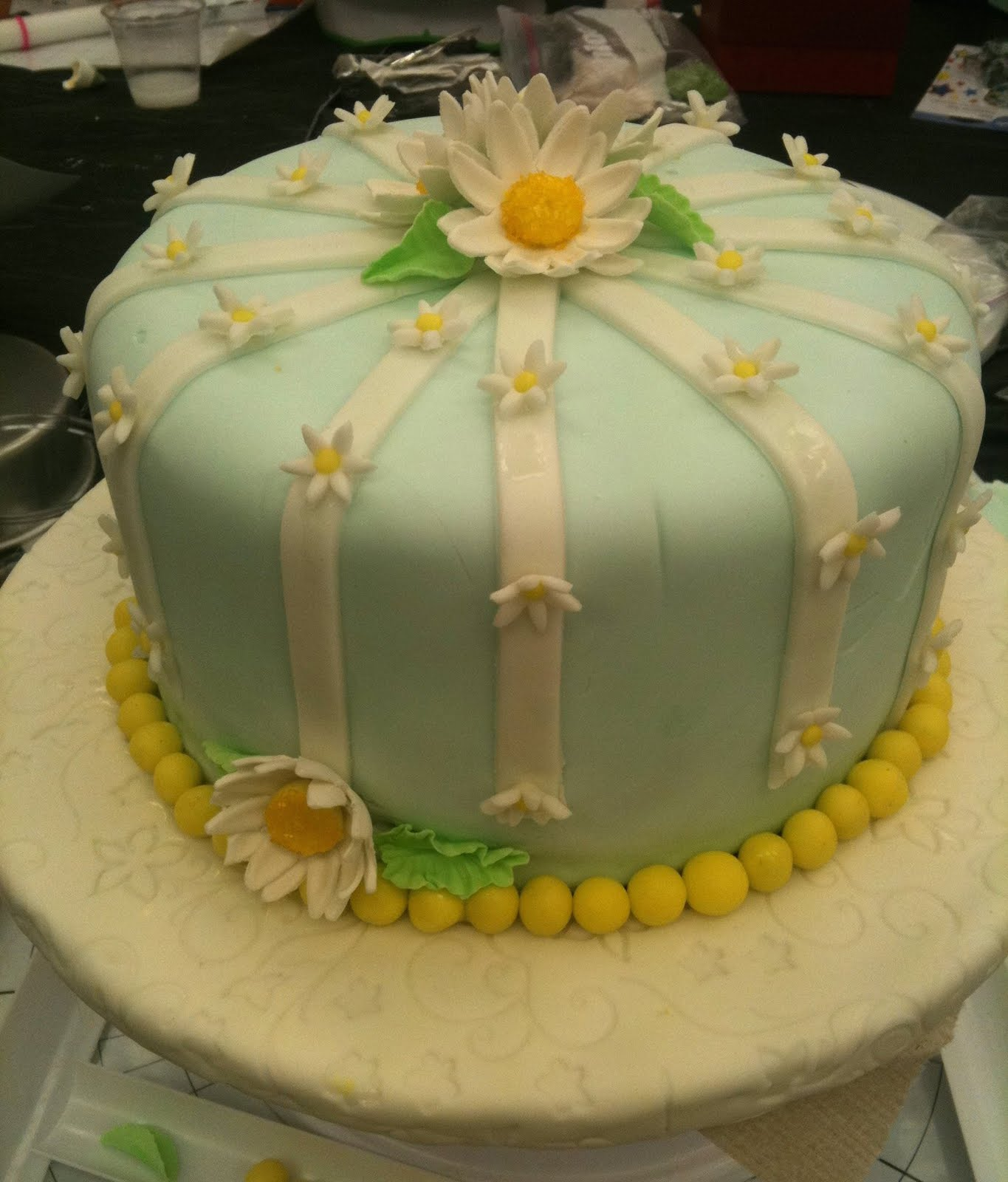 Cake Decorating By Sonia January 2011 Gum Paste