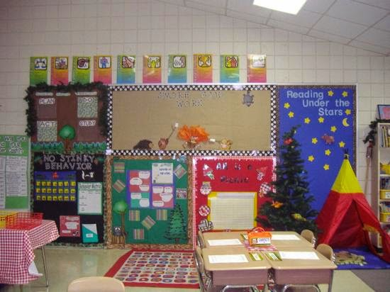 Elementary Classrooms Themes ~ Mixing it up in middle elementary classroom decorating