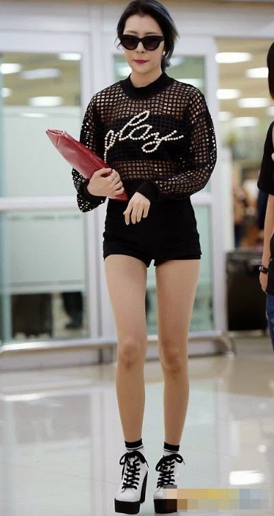 Sunmi Airport Fashion Official Korean Fashion