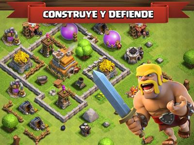 juego Clash of Clans