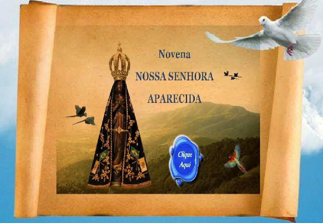 NOVENA A NOSSA SENHORA APARECIDA
