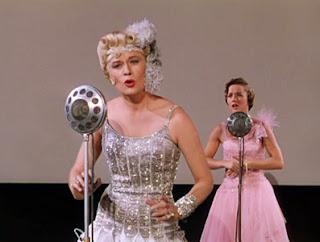 Jean Hagen y Debbie Reynolds