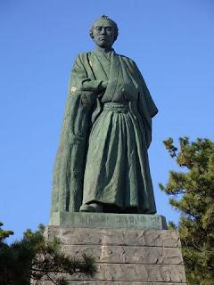 永遠走在時代前端的坂本龍馬,是日本推動明治維新的幕末志士重要推手之一。