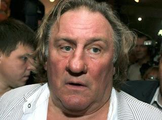 Gérard Depardieu, ivre sur scène en Belgique