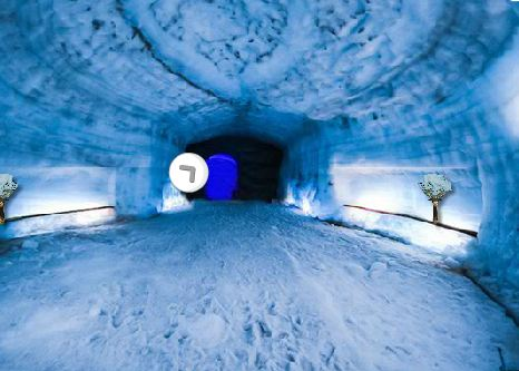 Escape From Mendenhall Ice Caves Walkthrough